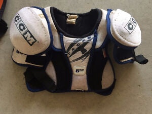 CCM & Easton Hockey Shoulder Pads - Youth