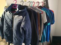 Boys clothes bundle 13years +xs