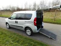 2013 63 Fiat Doblo 1.4 ONLY 11K Wheelchair Accessible Disabled Adapted Vehicle