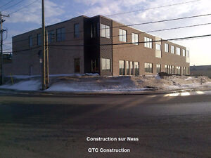 Commercial Condo Light Industrial In New Building For Rent MTL