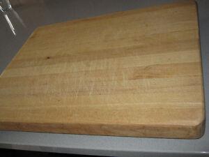 """Large Maple cutting Board size 15""""x20"""" St. John's Newfoundland image 2"""