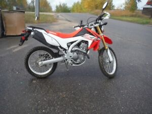 HONDA CRF 250L FOR SALE