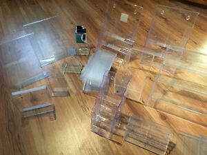 Assortment of commercial displays- Approx 40 pieces West Island Greater Montréal image 2