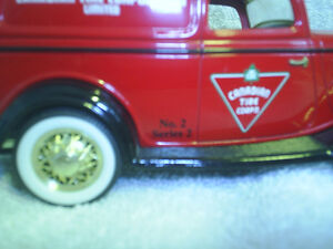 Collectable Antique - Canadian Tire Die Cast 1934 Ford Sarnia Sarnia Area image 4