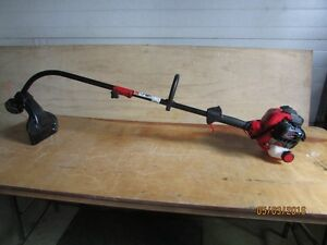 Troy-Bilt 27cc Gas Trimmer Like New