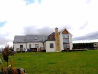 Stunning Farmhouse for Let on the outskirts of Penicuik available NOW!!