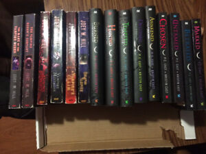 Various books/sets for $5 ea book. Great deal!