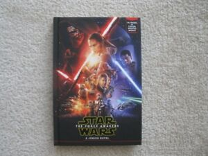 Star Wars The Force Awakens Hardcover Book