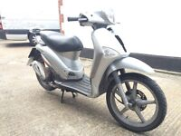 2007 Piaggio Liberty 50cc learner leaf all 50 cc scooter. With MOT.