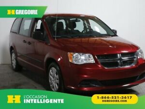 2015 Dodge GR Caravan Canada Value Package A/C BAS KM