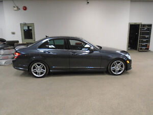 2009 MERCEDES C350 4MATIC! NAVI! MINT! SPECIAL ONLY $15,900!!!!