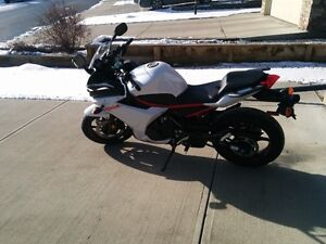 2013 Yamaha FZ6RDW FOR SALE
