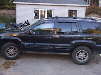 2004 jeep grand cherokee trade for motorcycle
