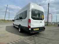 2014 Ford Transit !!!! NO ADMIN FEES !!!! 460 BUS 17 STR (ULEZ COMPLIANT ) EURO