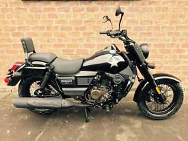 NEW UM Motorcycles Renegade Commando 125 own this bike for only £15.04 a week