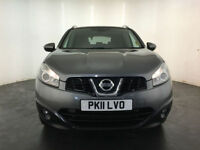2011 NISSAN QASHQAI N-TEC DCI DIESEL 5 DOOR HATCHBACK FINANCE PX WELCOME