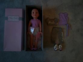 Designa Friend Darcy. Chad Valley Doll.