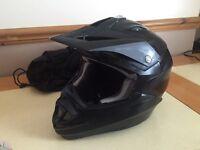 Downhill/Motorcross helmet