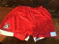 Cardiff City FC shorts