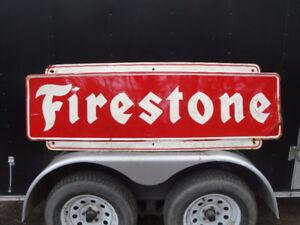 Enseigne Firestone
