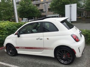 2014 Fiat 500 Abart Coupe (2 door)