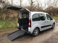 2012 Citroen Berlingo Multispace 1.6 e HDi 90 Airdream XTR 5dr AUTOMATIC WHEE...