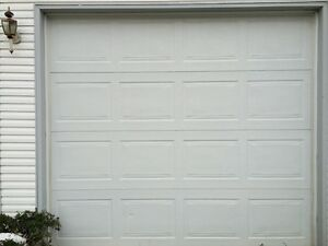 2 Used Garage Doors for Sale: