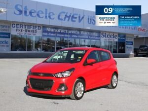 2016 CHEVROLET SPARK LT - Sunroof, Alloys, Bluetooth, Satelite R