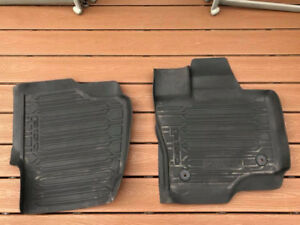 2016 Ford F-150 Stock Floor Mats x3