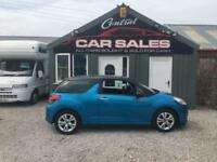 CITROEN DS3 1.6 DSTYLE HDI 90 BHP DIESEL FINANCE PART EXCHANGE WELCOME