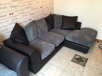 Bailey corner sofa and swivel chair...price drop