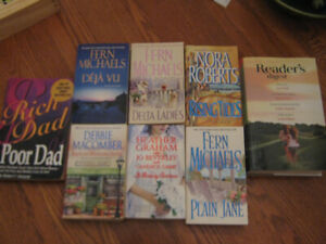 ASSORTED LOT OF BOOKS