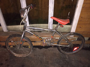 Old Baha BMX Bike