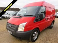2012 62 FORD TRANSIT 2.2 TDCI 125 BHP T330 SWB SEMI HI ALL WHEEL DRIVE AWD 4X4 7