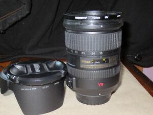 Nikon 18-200mm Zoom, DX VR