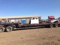 2007 Great Dane tri axle stepdeck 53'