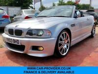 2003 BMW M3 3.2 SMG 2DR CONVERTIBLE FULLY LOADED 338 BHP