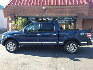 2009 Ford F-150 Platinum**ONE OWNER, ACCIDENT FREE