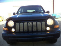 2006 Jeep Liberty SPORT 4X4 SUV,--AMAZING SHAPE IN AND OUT