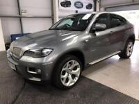 2013 63 BMW X6 3.0 XDRIVE40D 4D AUTO 302 BHP DIESEL