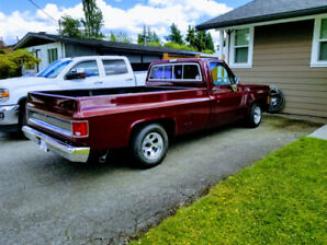 1979 Chevrolet Silverado 1500 Pickup Truck