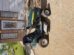 42 inch riding mower