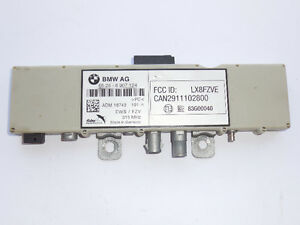 BMW 323i 325xi 330i 1999-2003 Antenna Amplifier 65256907124