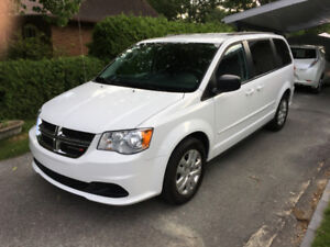 2014 Dodge Grand Caravan SXT Stow'n Go
