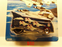 HOT WHEELS packaged VW DRAG BUSES lot A