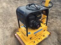 BRAND NEW LONCIN LC350 REVERSIBLE PLATE COMPACTOR!!