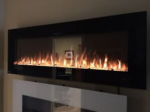 """ELECTRIC FIREPLACES. 40""""50""""60""""70""""80"""" VISIT SHOWROOM!"""