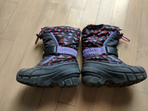 Bottes hiver SOREL winter boots - taille/size 9