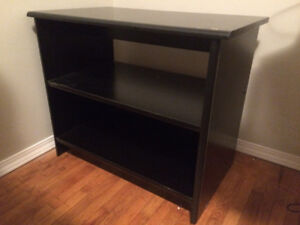 Moving Sale - TV stand/ small bookcase
