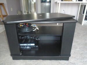 TV stand with Swivel Top